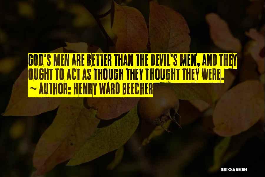 Henry Ward Beecher Quotes 1000330