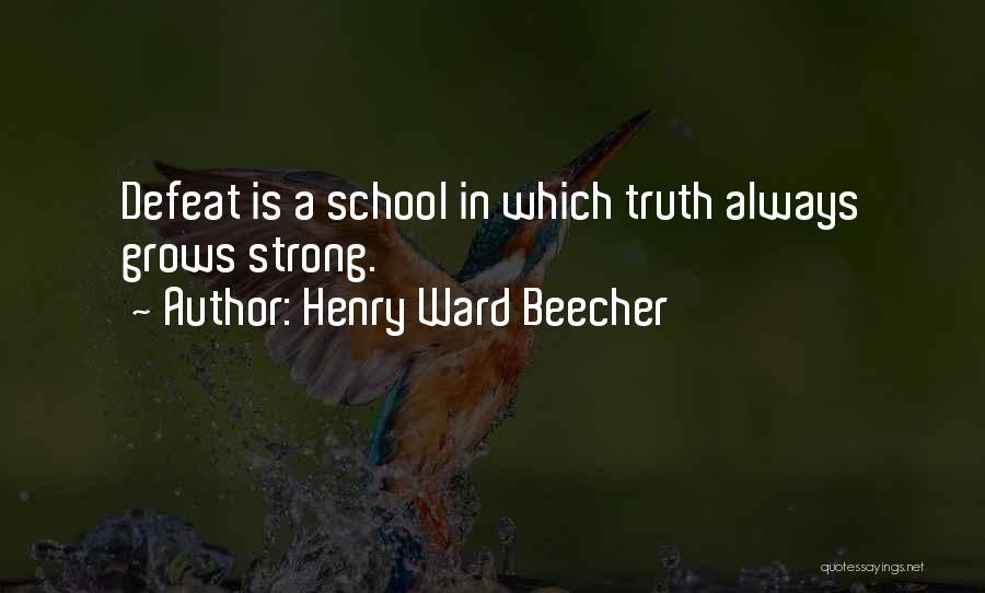 Henry Ward Beecher Quotes 1019891