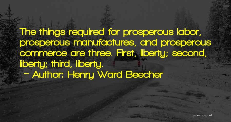 Henry Ward Beecher Quotes 108334