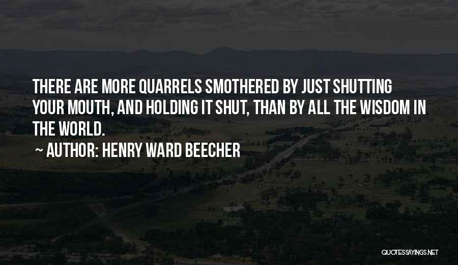 Henry Ward Beecher Quotes 1144055