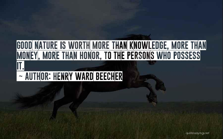 Henry Ward Beecher Quotes 1156637