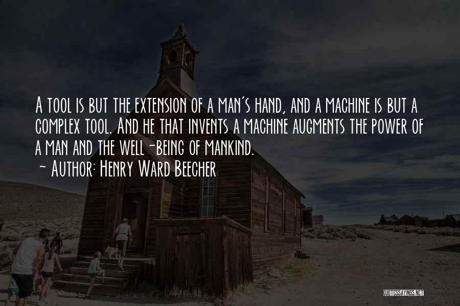 Henry Ward Beecher Quotes 122487