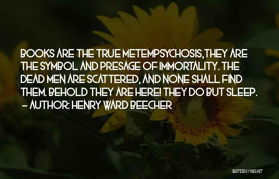 Henry Ward Beecher Quotes 1280709