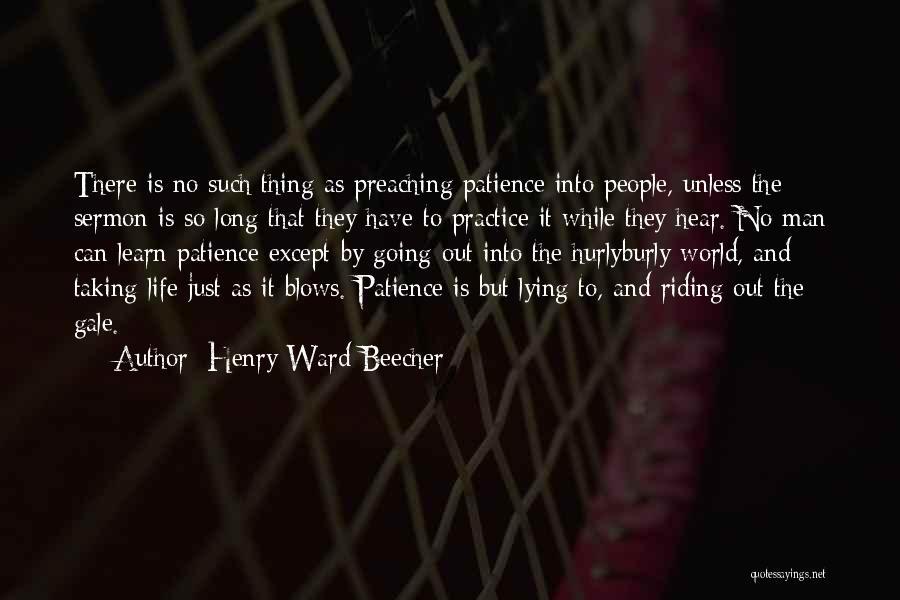 Henry Ward Beecher Quotes 1303753