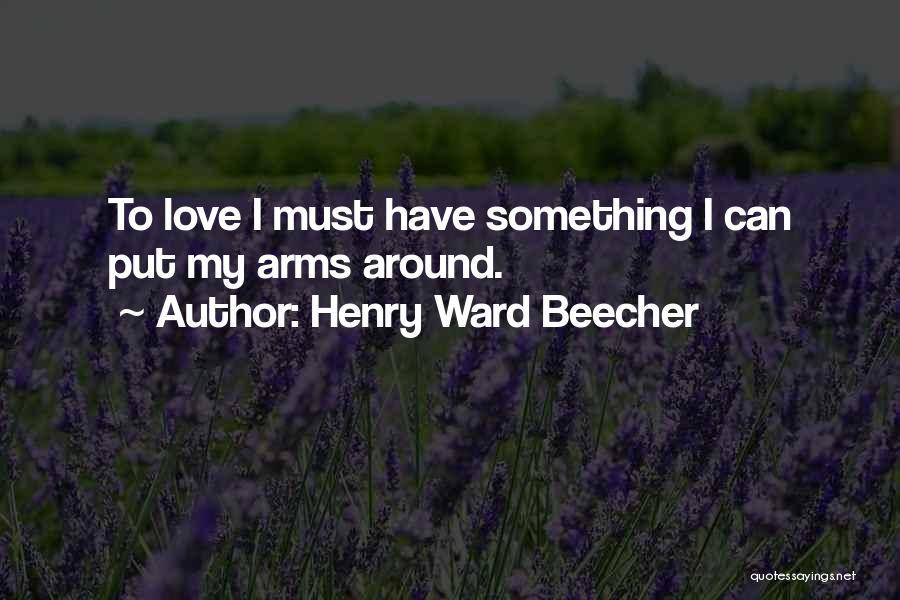 Henry Ward Beecher Quotes 1458777