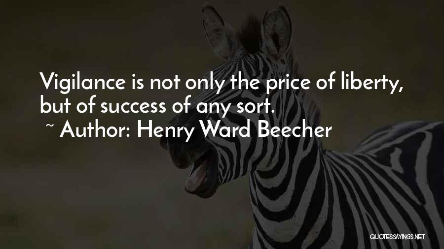 Henry Ward Beecher Quotes 1481105
