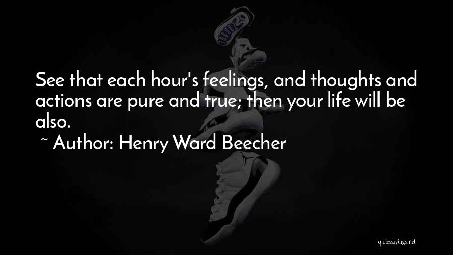 Henry Ward Beecher Quotes 1504823