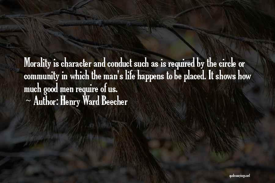 Henry Ward Beecher Quotes 1715717
