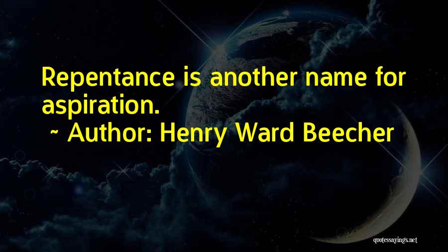 Henry Ward Beecher Quotes 1825310