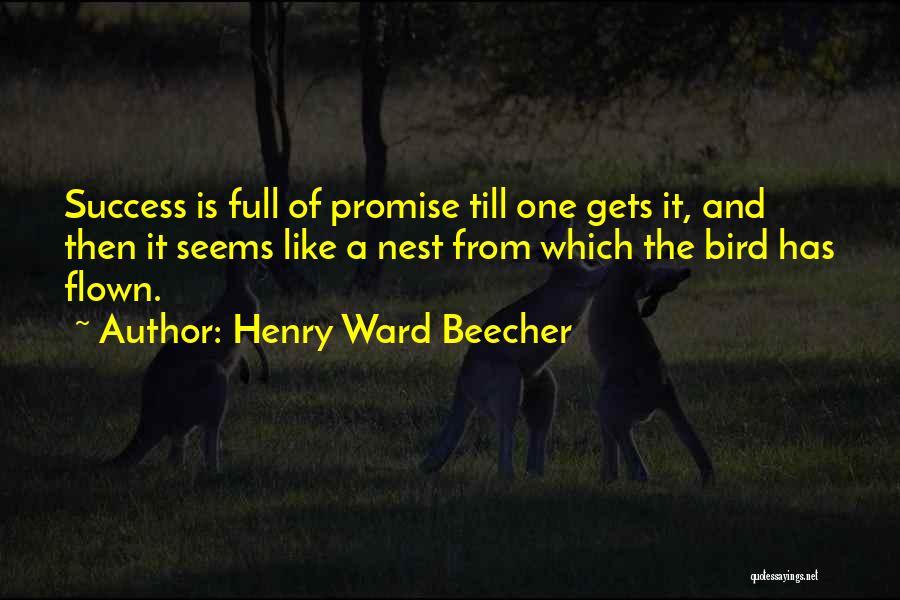 Henry Ward Beecher Quotes 1878880