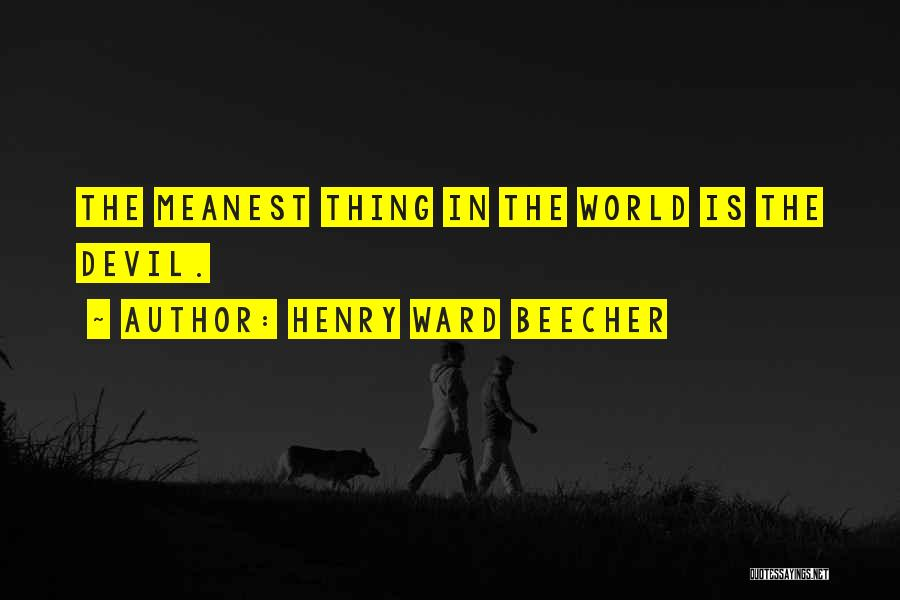 Henry Ward Beecher Quotes 2124240
