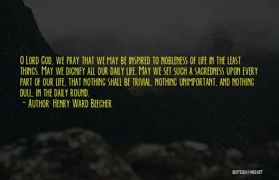 Henry Ward Beecher Quotes 215752