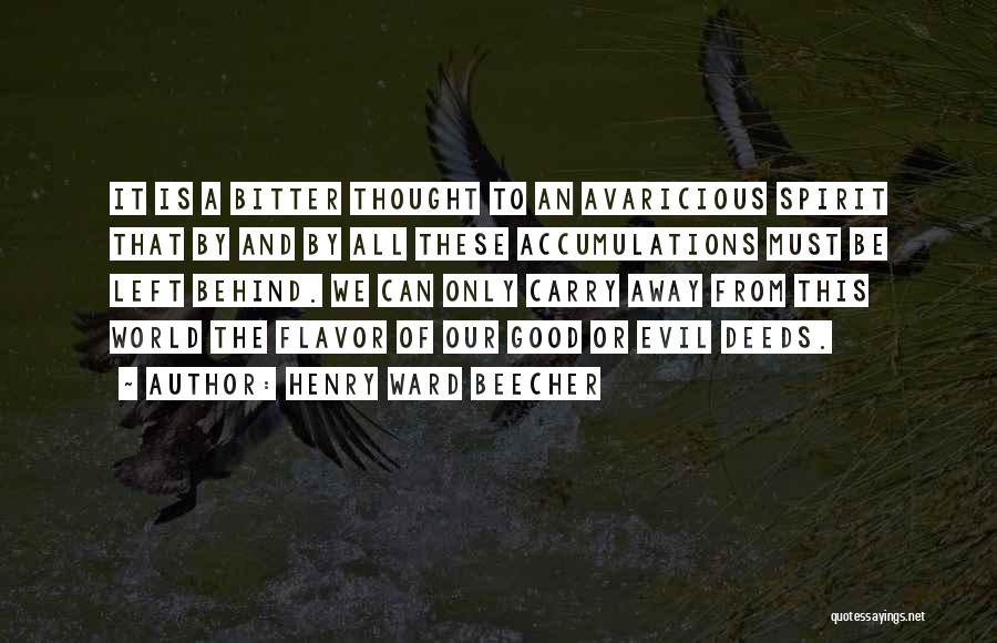 Henry Ward Beecher Quotes 2163521