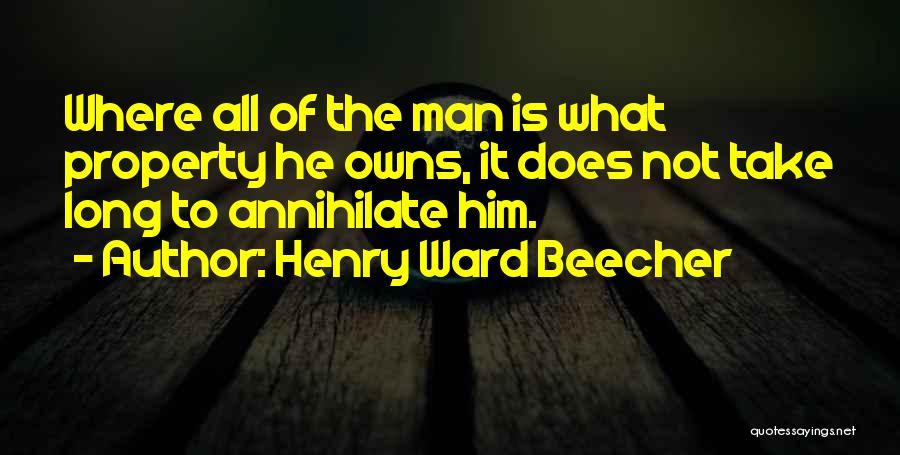 Henry Ward Beecher Quotes 251630