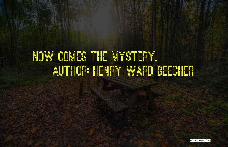 Henry Ward Beecher Quotes 282418