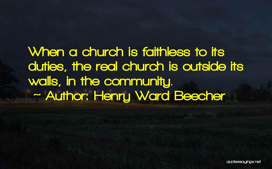 Henry Ward Beecher Quotes 399332