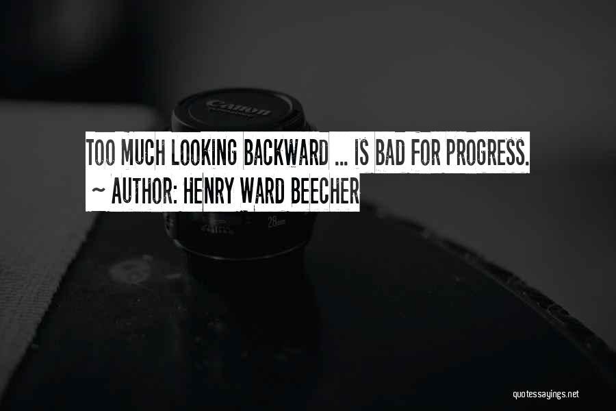 Henry Ward Beecher Quotes 498767