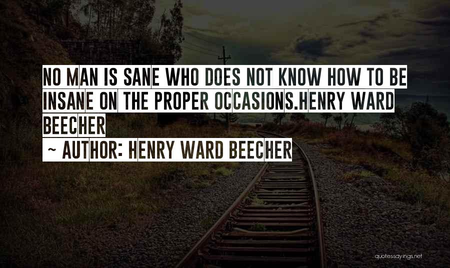 Henry Ward Beecher Quotes 663067