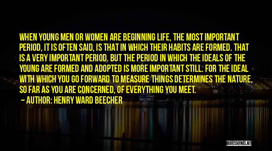 Henry Ward Beecher Quotes 871932