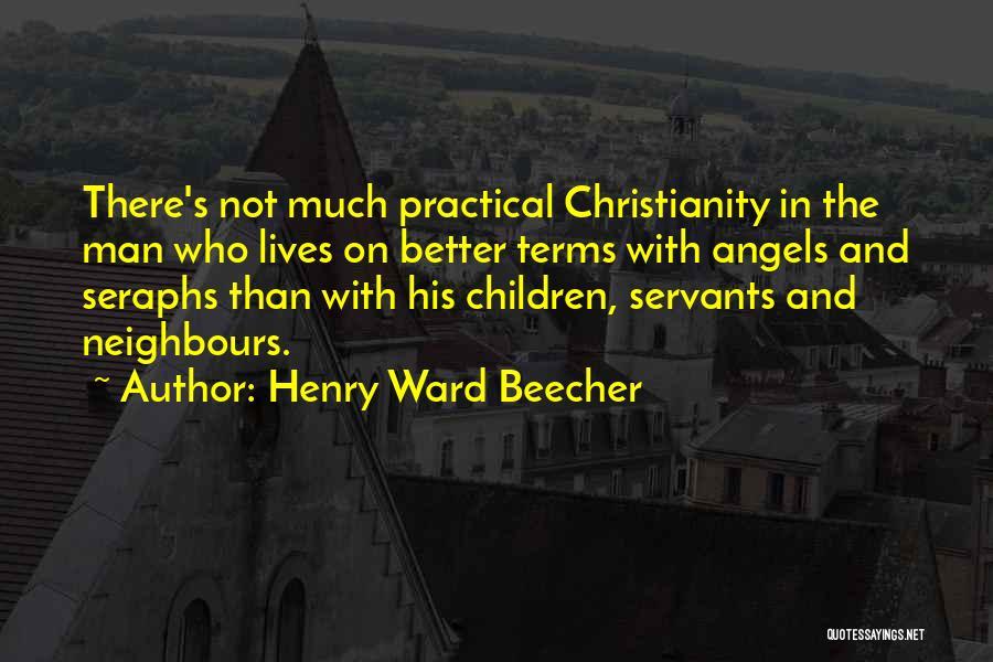 Henry Ward Beecher Quotes 894850