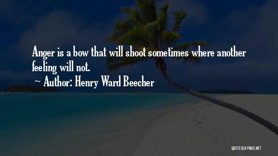 Henry Ward Beecher Quotes 916353