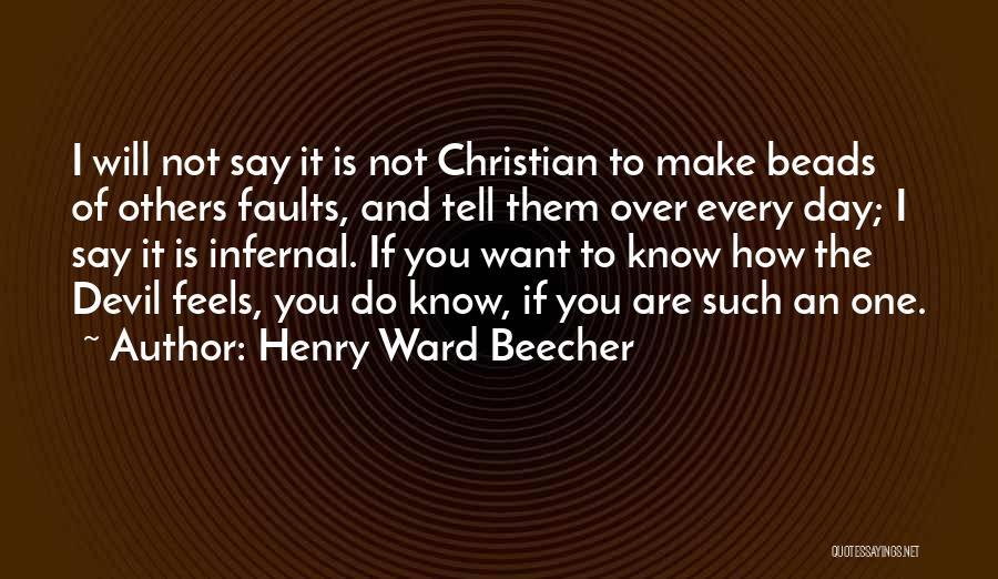 Henry Ward Beecher Quotes 944101