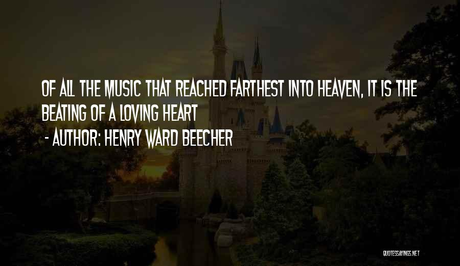 Henry Ward Beecher Quotes 993357