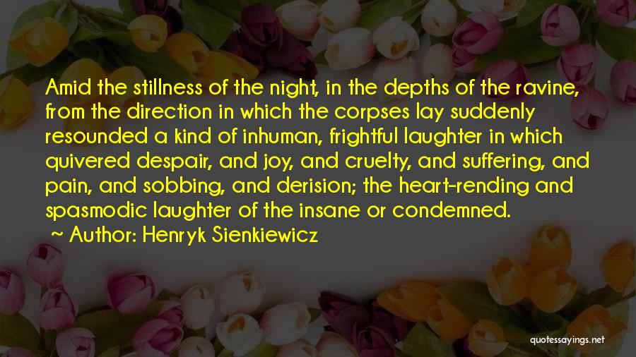 Henryk Sienkiewicz Quotes 1272651
