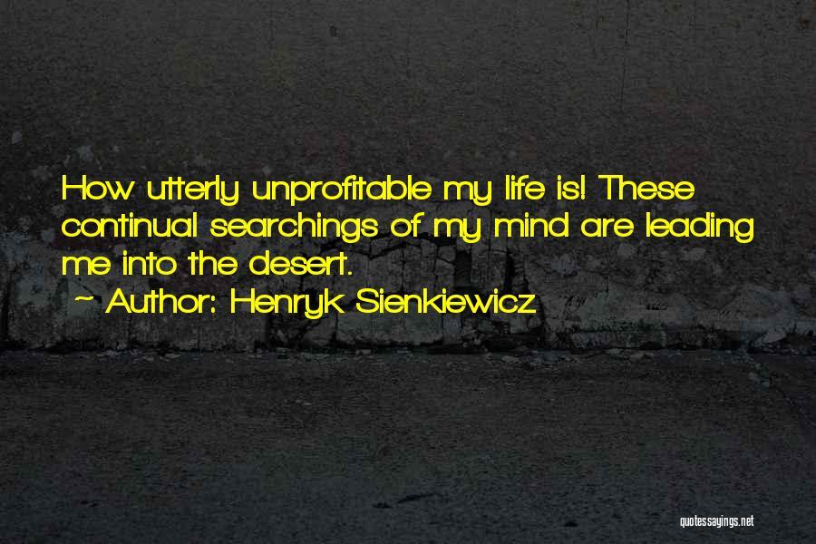 Henryk Sienkiewicz Quotes 1278097