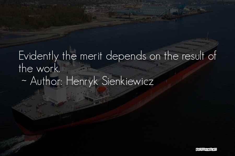 Henryk Sienkiewicz Quotes 142582