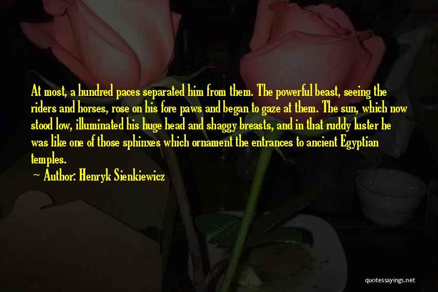 Henryk Sienkiewicz Quotes 1567707