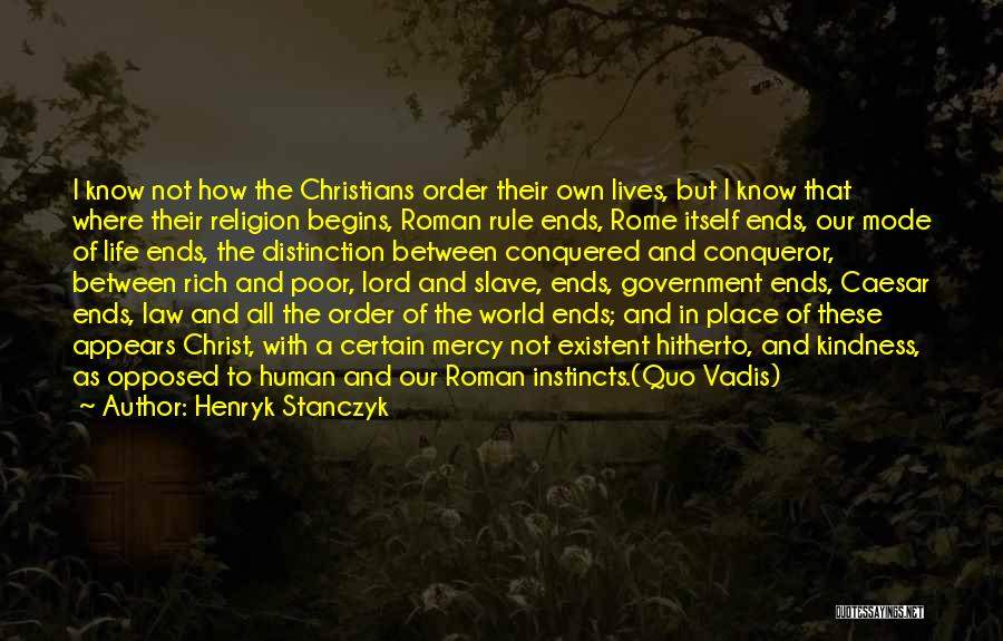 Henryk Stanczyk Quotes 2064451