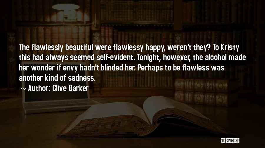 Her Beauty Quotes By Clive Barker