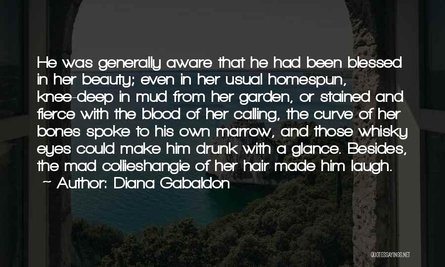 Her Beauty Quotes By Diana Gabaldon