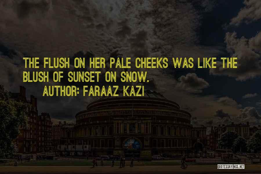 Her Beauty Quotes By Faraaz Kazi