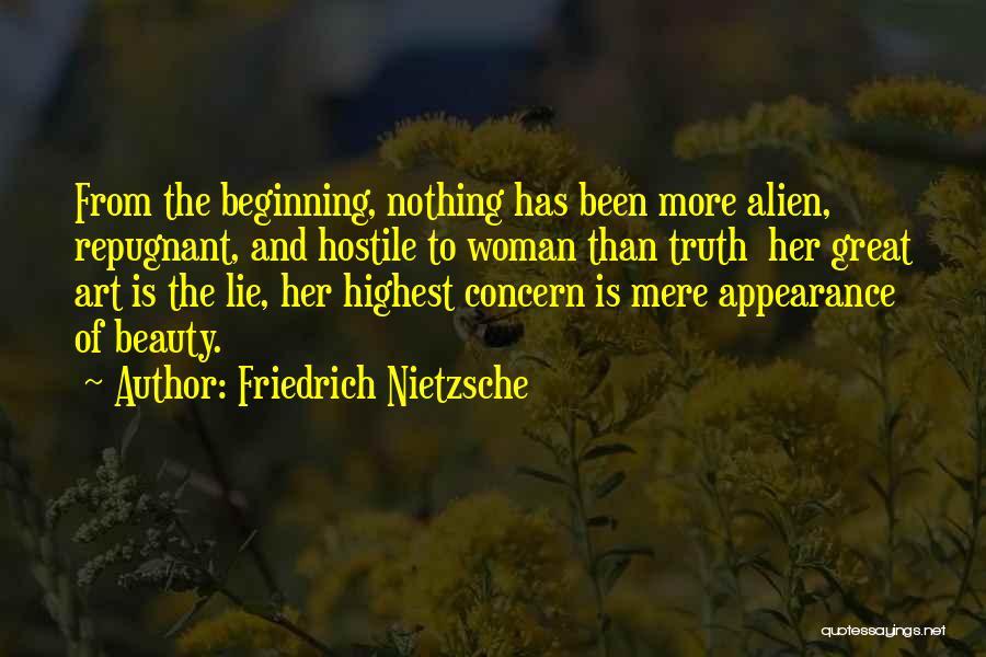 Her Beauty Quotes By Friedrich Nietzsche