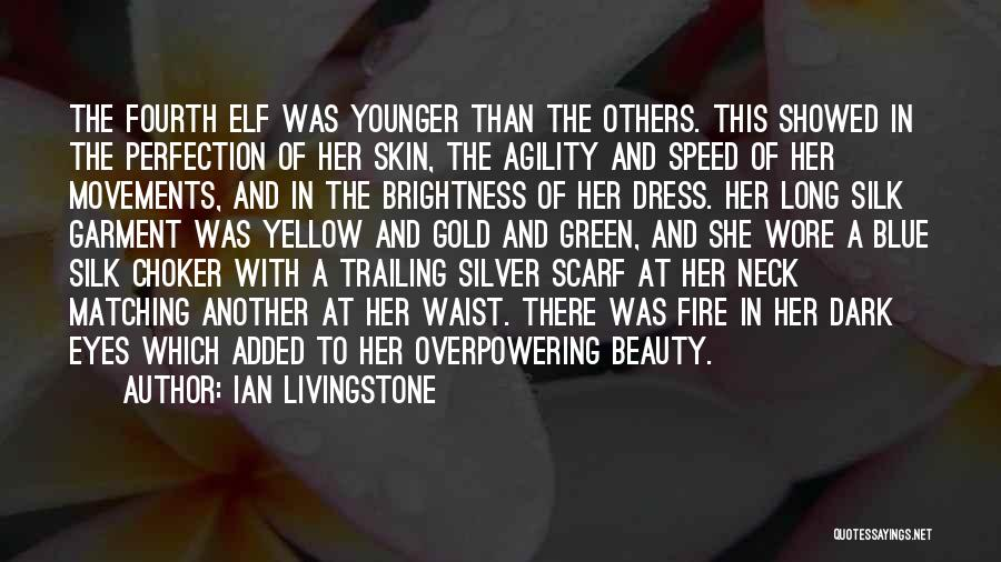 Her Beauty Quotes By Ian Livingstone