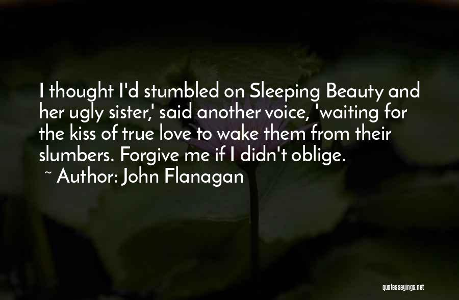 Her Beauty Quotes By John Flanagan