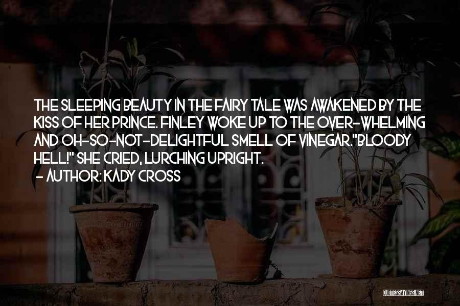 Her Beauty Quotes By Kady Cross