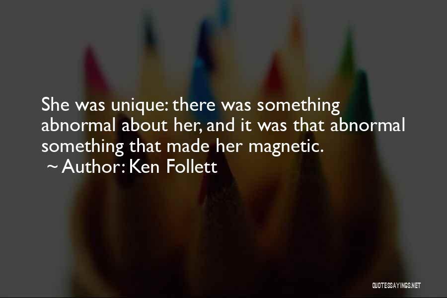 Her Beauty Quotes By Ken Follett