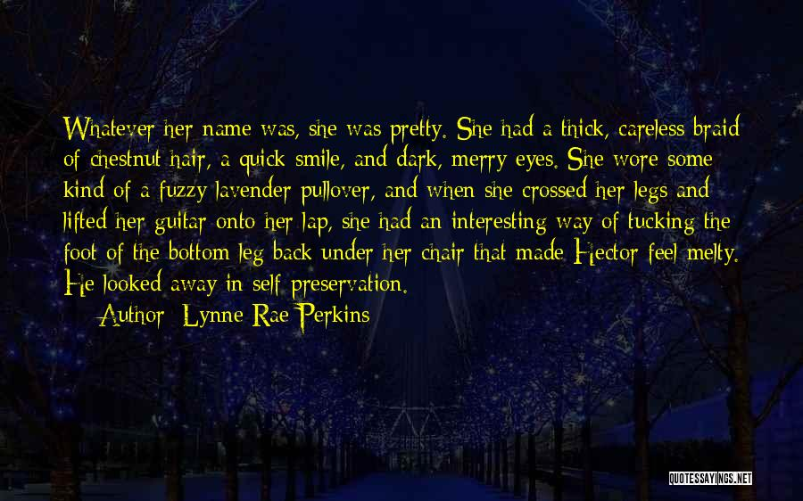 Her Beauty Quotes By Lynne Rae Perkins