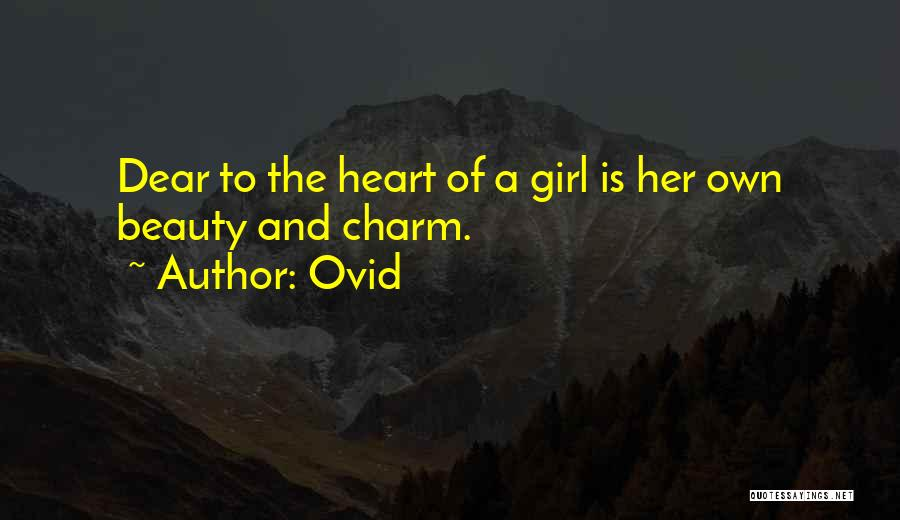 Her Beauty Quotes By Ovid