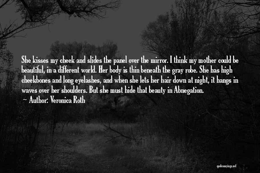 Her Beauty Quotes By Veronica Roth