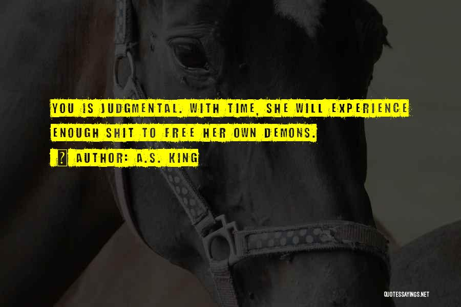 Her King Quotes By A.S. King