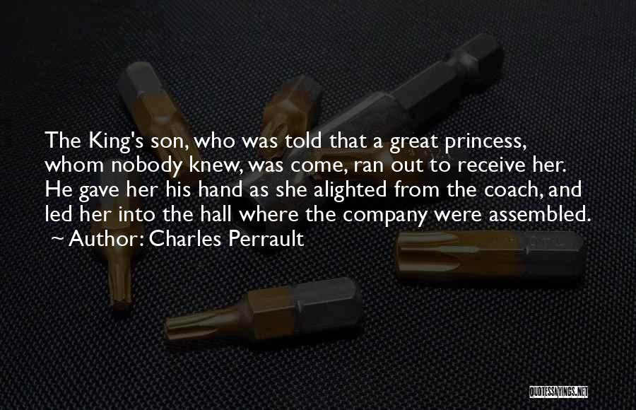 Her King Quotes By Charles Perrault