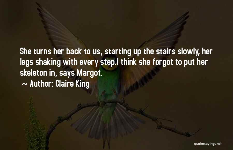 Her King Quotes By Claire King