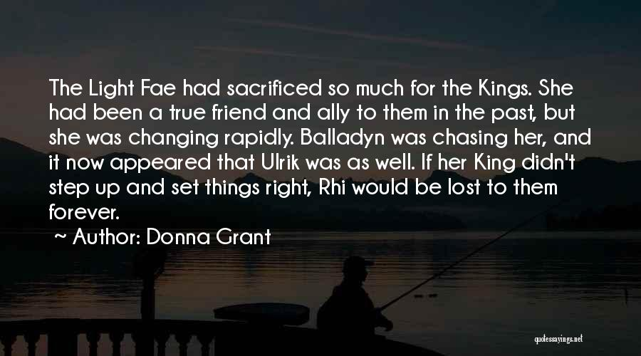 Her King Quotes By Donna Grant