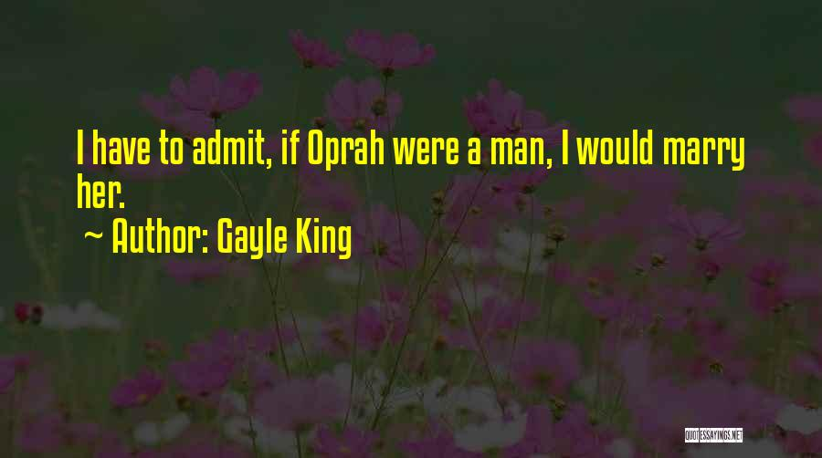 Her King Quotes By Gayle King