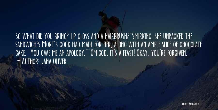 Her King Quotes By Jana Oliver
