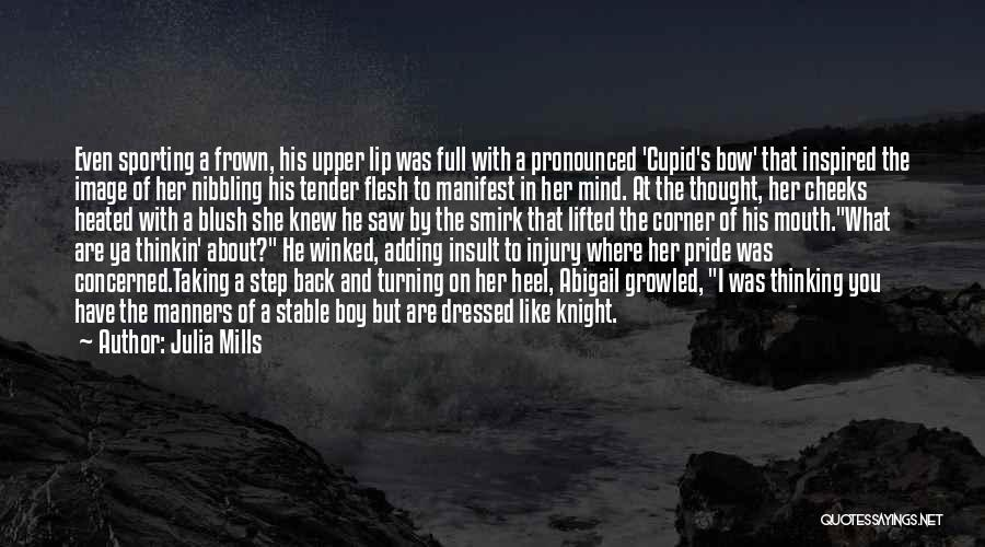 Her King Quotes By Julia Mills